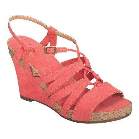 (Women's A2 by Aerosoles Poppy Plush Strappy Sandal)