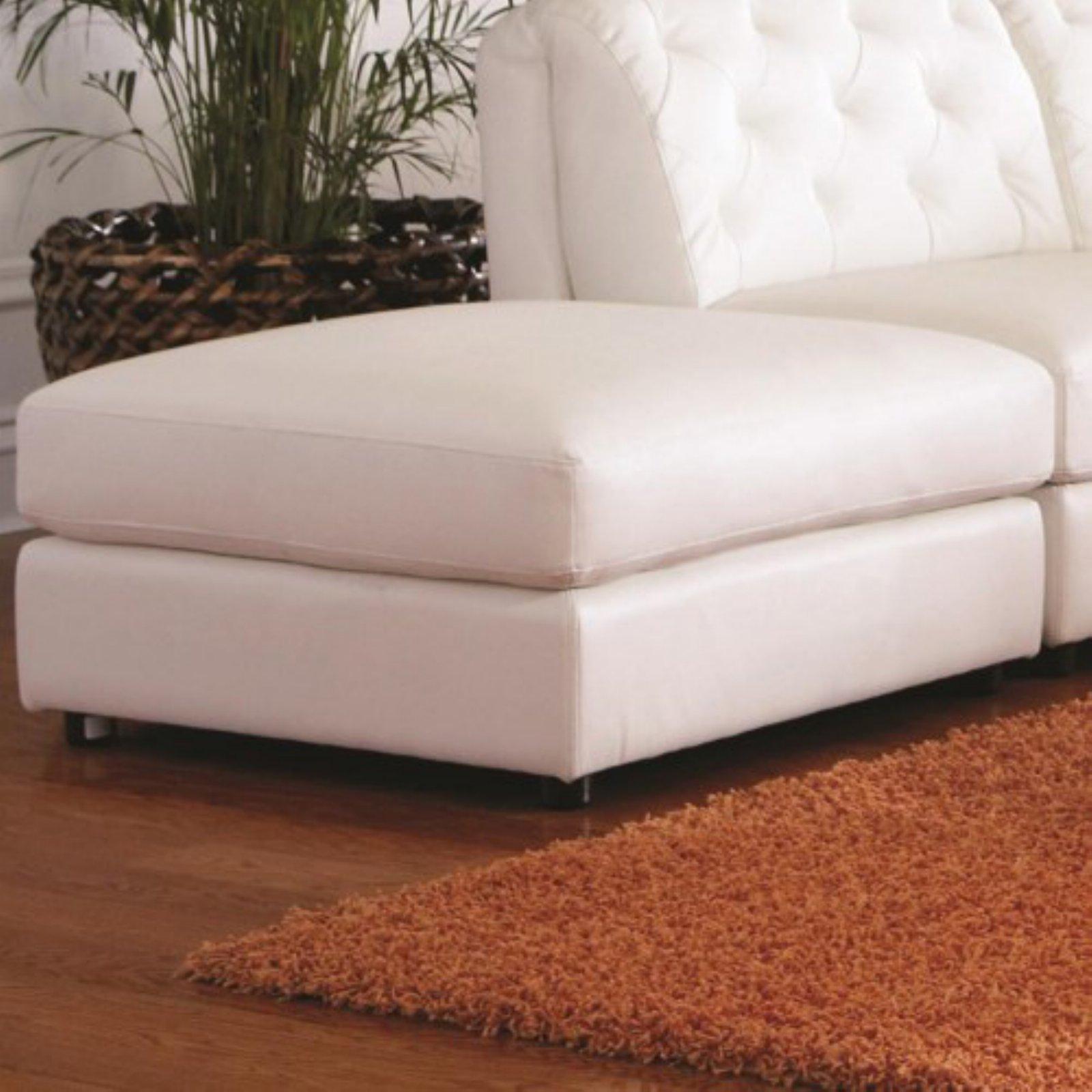 Coaster Furniture Quinn Sectional Storage Ottoman
