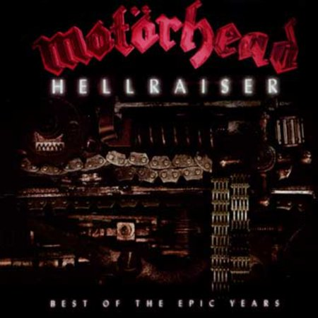 Hellraiser: Best of the Epic Years (CD)