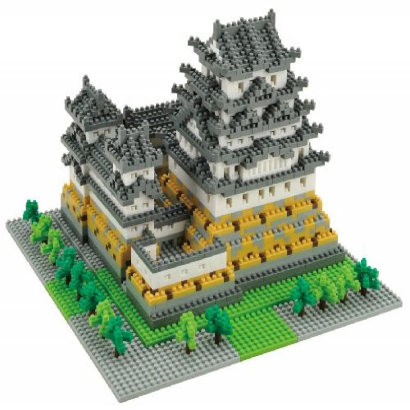 Nanoblock Deluxe Castle Himeji by nanoblock