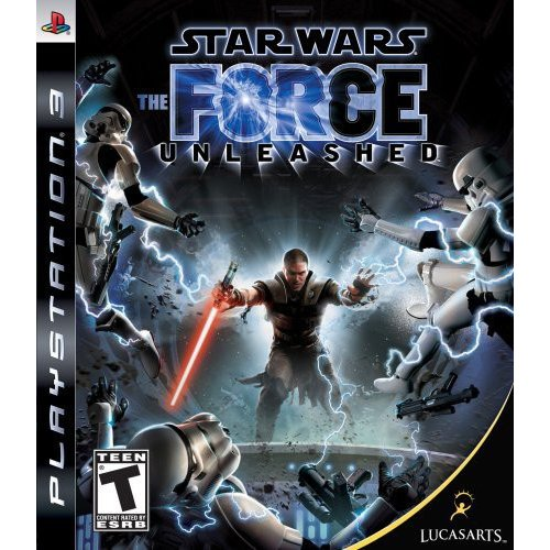 Star Wars Force Unleashed - PlayStation 3