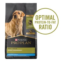 Dog Food: Purina Pro Plan Focus Large Breed Weight Management