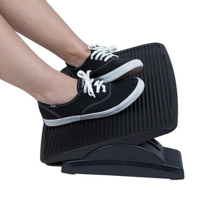 Mind Reader Adjustable Height Ergonomic Foot Rest,