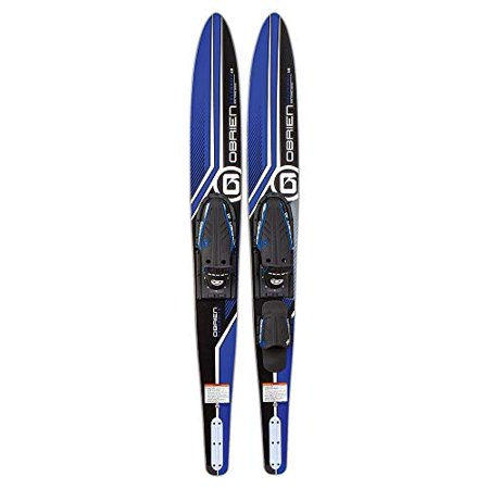 O'Brien Celebrity Combo Water Skis, Blue, 68