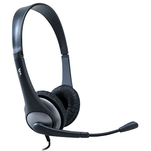 Cyber Acoustics AC-204 Stereo Headset/Microphone