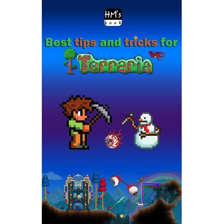 Best tips and tricks for Terraria - eBook