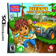 Diego's Build and Rescue [Nickelodeon, Mega Bloks]