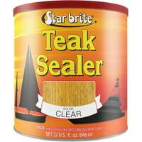 Star Brite Teak Sealer Clear 32 Oz.