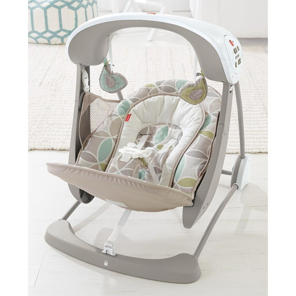 Fisher-Price Deluxe Take-Along Swing and Seat - Walmart.com d9a7479e4db