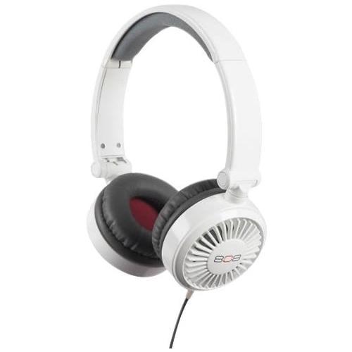 Image of 808 Drift Noise-isolating on-ear Headphone, White