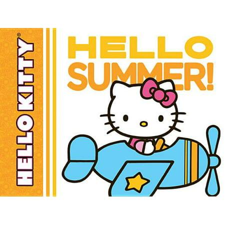 Hello Kitty Hello Summer (Board Book)](Hello Kitty En Francais Halloween)