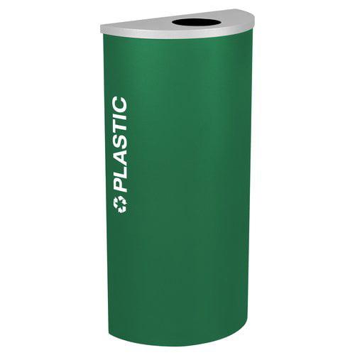 Excell Metal Kaleidoscope Series 8 Gallon Recycling Bin