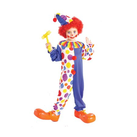 Novelty Dance Costumes (Child Bobo The Clown Costume Forum Novelties)