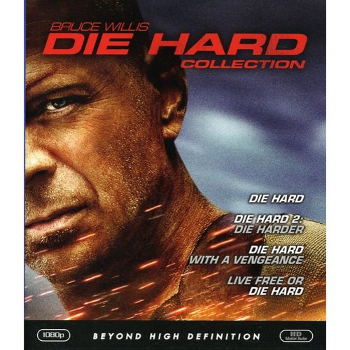 Die Hard Collection (Blu-ray) (Widescreen)