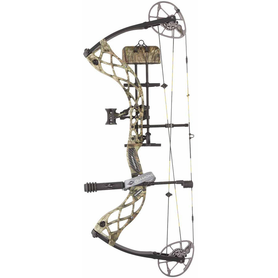 Diamond Deploy SB LH 70# Breakup Country RAK Compound Bow