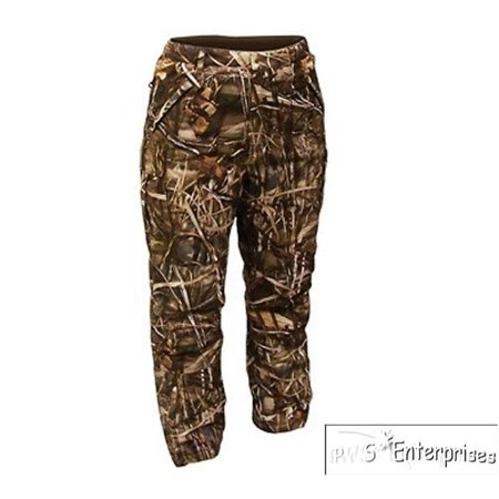 Coleman Mossy Oak delux camo deer duck hunting insulated breathable pants NEW