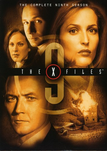 The X-Files: The Complete Ninth Season (DVD) by NEWS CORPORATION