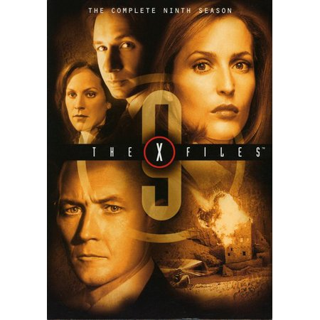 Mpeg Movie Files (The X-Files: The Complete Ninth Season (DVD) )