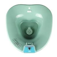 Sitz Bath for Toilet,Portable Sitz Bath Basin for Hemorrhoids Treatment, Postpartum Care, Pregnant Women, Perineal,Episiotomy Soak Relief, and Elderly
