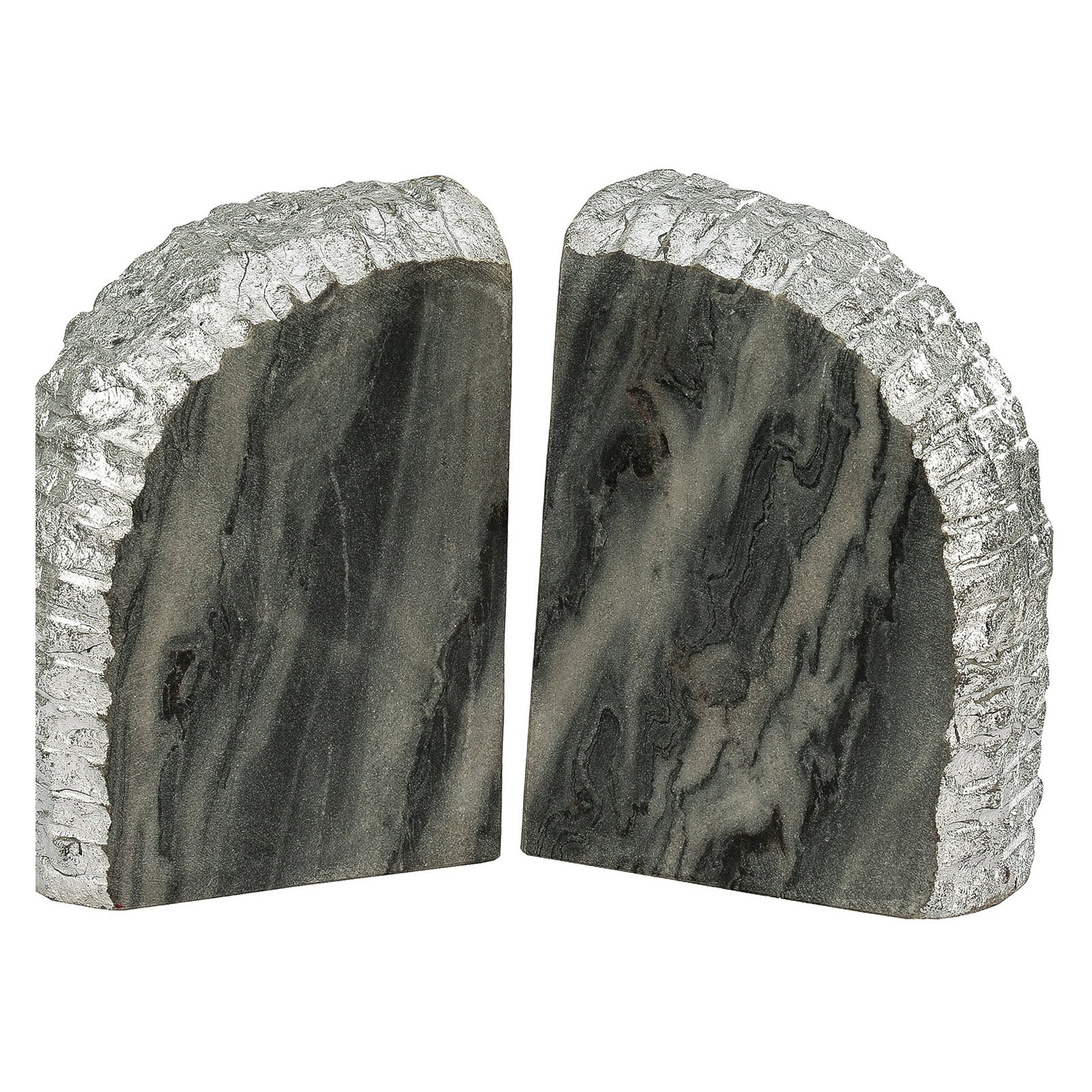 Dimond Home Glace Bookends - Set of 2
