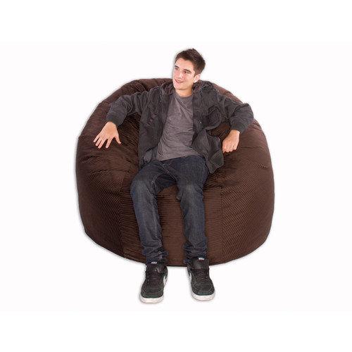 Big Tree Furniture Puck Bean Bag Chair