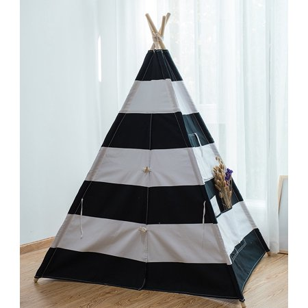 Pericross Kids Teepee Tent Indian Play Tent Children