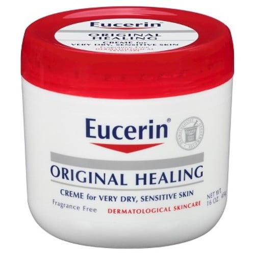 Eucerin Original Healing Rich Cream - 16 oz.