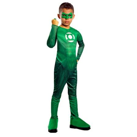 Child Hal Jordan Costume Rubies 884571