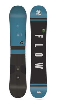 Flow Verve Snowboard 2018 by Flow USA