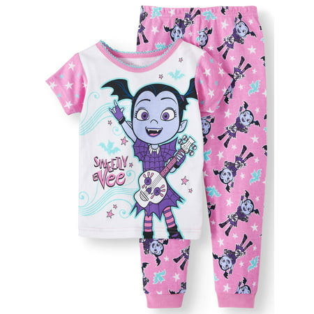 Vampirina Cotton tight fit pajamas, 2pc set (toddler girls) - Christmas Pajamas For Toddler Girls