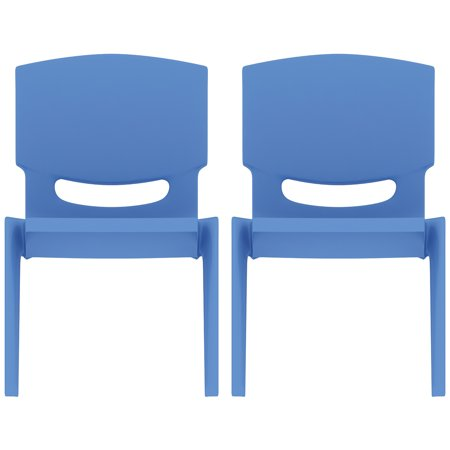 About A Chair 12 Side Chair.2xhome Set Of 2 Two Blue Kids Size Plastic Side Chair 12 Seat Height Childs Chair Childrens Room School Chairs No Arm Arms Armless Molded