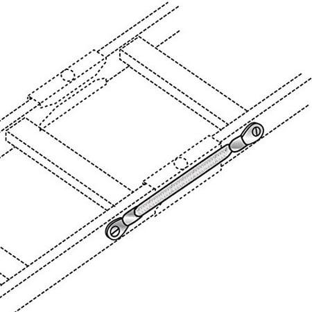 Black Box Network Services RM865 Ladder Rack Grounding Kit