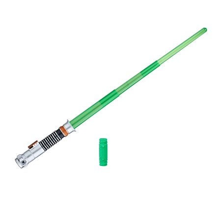 Lightsaber Life (Star Wars: Return of the Jedi Luke Skywalker Electronic Lightsaber )
