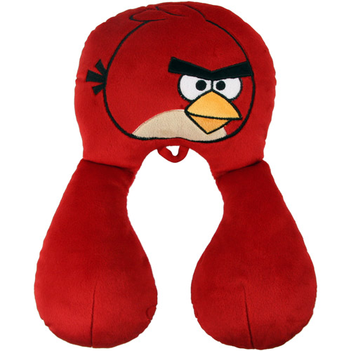Angry Birds Travel Buddy Neck Pillow