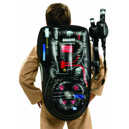 Ghostbusters Inflatable Backpack - Ghostbuster Accessories