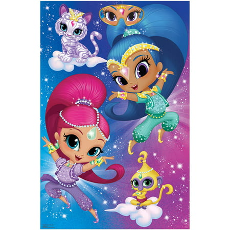 Shimmer and Shine Party Game - Shine Party