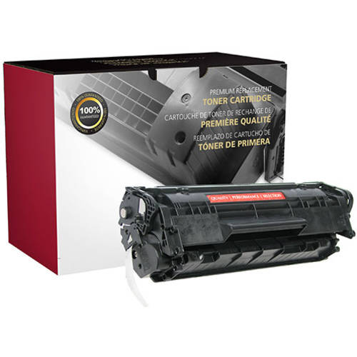 CIG Remanufactured MICR Toner Cartridge (Alternative for HP Q2612A 12A) (2,000 Yield)