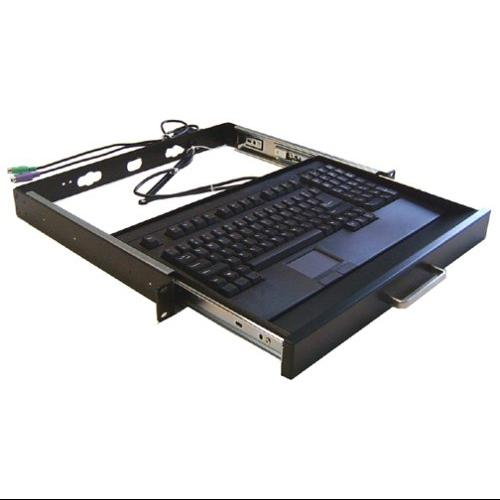 Adesso Touchpad Keyboard And Drawer (ack730pbmrp)