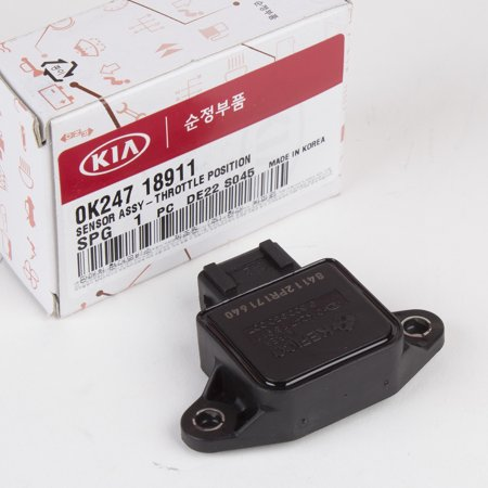 Kia Sephia Mileage (Genuine OEM Kia Throttle Position Sensor for 98-05 Rio Sephia Spectra 0K247-18911 )