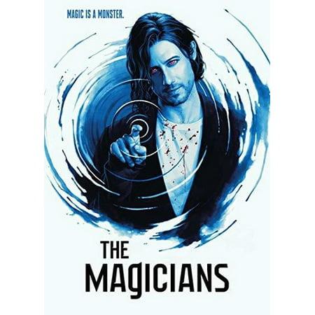 Regular Show Halloween Special Season 4 (The Magicians: Season Four)