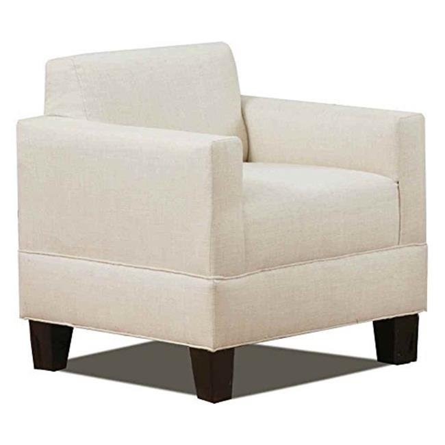 Carolina Accents CA5015-DDNL Makenzie Arm Chair - Natural