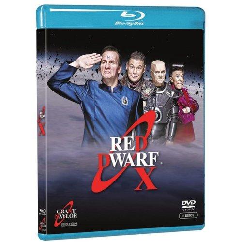 Red Dwarf: X (Blu-ray) (Anamorphic Widescreen)