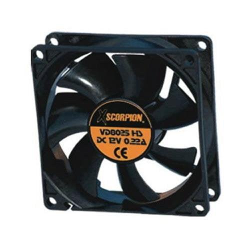 "Xscorpion FAN3 3"" Square Rotary Cooling Fan 1"" Deep"