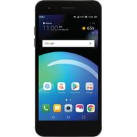 AT&T PREPAID LG Phoenix 4 16GB Prepaid Smartphone, Black