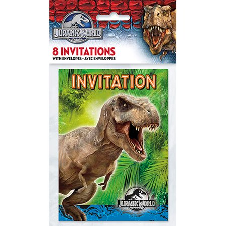 Jurassic World Party Supplies