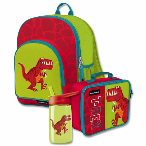 Backpack Set - T-Rex