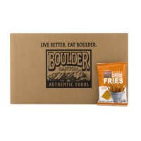 Boulder Canyon Cheddar Fries, 72 Ct