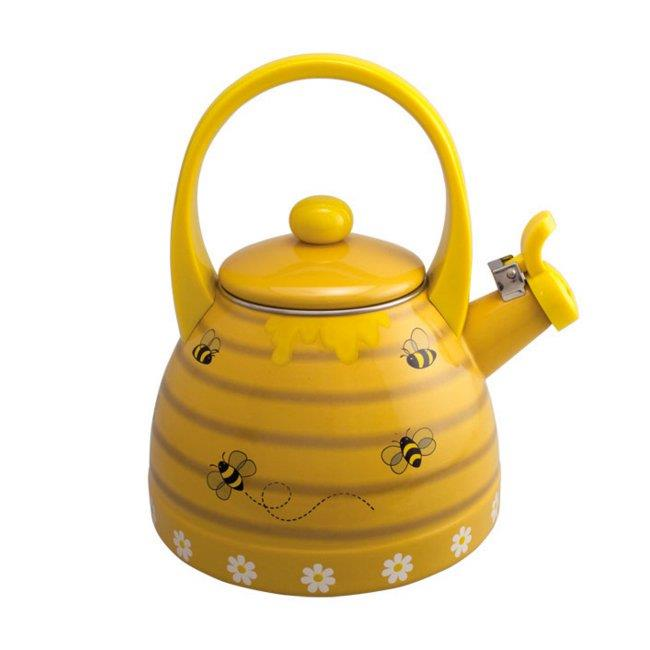 Bee Hive Whistling Kettle - image 1 of 1