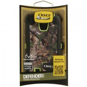 Otterbox Defender Realtree Case and Holster for Samsung Galaxy S4 Xtra/green