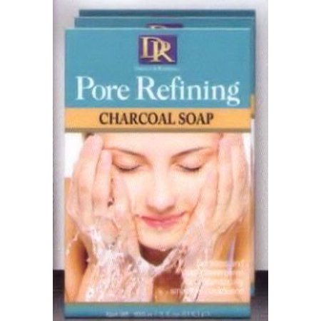 Daggett & Ramsdell Pore Refining Charcoal Soap 3.5 oz. (Pack of